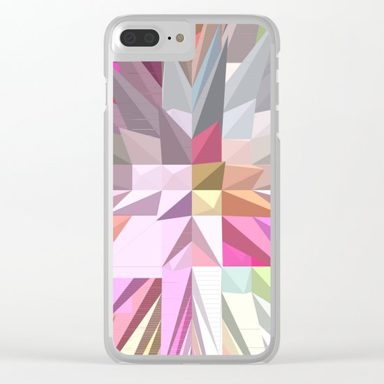 Reaction Clear iPhone Case