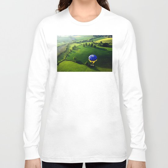 Above The Shires Long Sleeve T-shirt