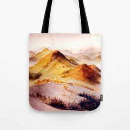 Vorarlberg in Austria Tote Bag