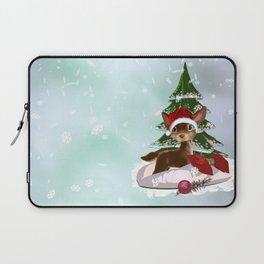 Christmas Present Laptop Sleeve