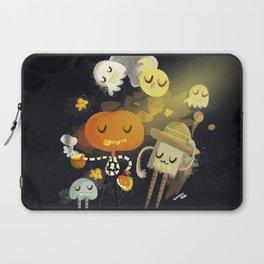 Monster pumpkin Laptop Sleeve