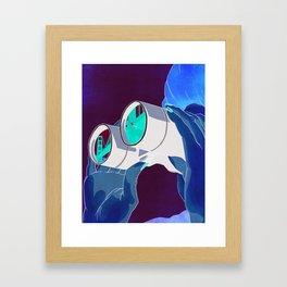 4 Seconds Framed Art Print