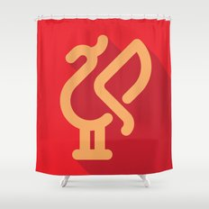 LFC Shower Curtain