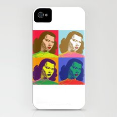 4 Chinese Girls Slim Case iPhone (4, 4s)