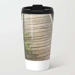 The Bridge Between Metal Travel Mug