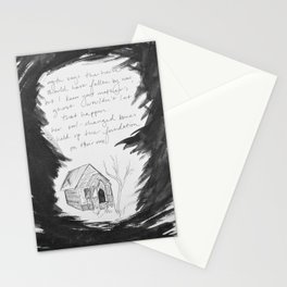 2 Stationery Cards