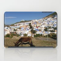 donkey iPad Cases featuring Donkey by Colleenmary