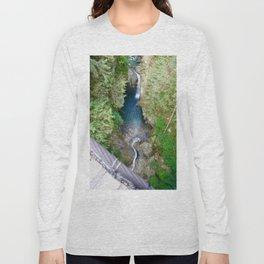 lynn canyon suspension bridge, 2017 Long Sleeve T-shirt