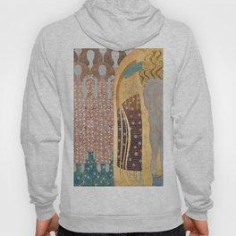 Gustav Klimt - Beethovenfries Hoody