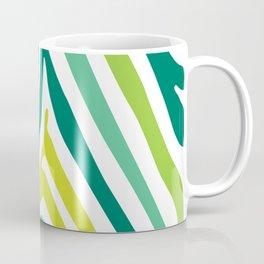 Zebra Print Coffee Mug