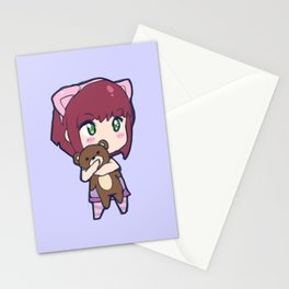 Cute Annie design Stationery Cards