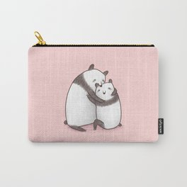 Panda Cuddle Carry-All Pouch