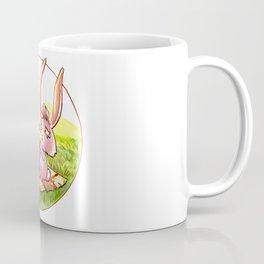 Star bunny and picnic Coffee Mug