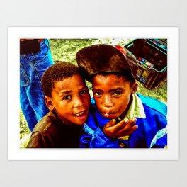 Lost Boys III Art Print