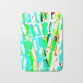 Bright Sugarcane Bath Mat