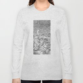 A Teacup in a Storm Long Sleeve T-shirt