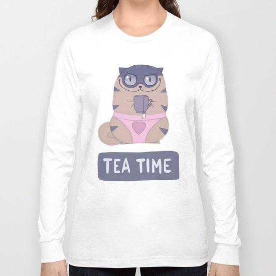 Boggart Tea Time Long Sleeve T-shirt