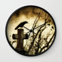 Strangest Of Days Wall Clock