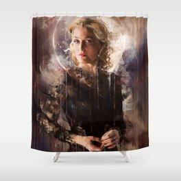 Maschera Shower Curtain