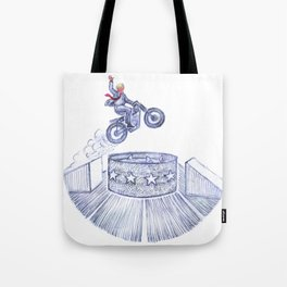 We've Jumped The Shark Tote Bag
