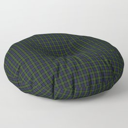 Blackwatch Tartan Floor Pillow