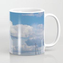 Span and Sails Coffee Mug