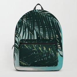 Tropical Palms #palm tree Backpack