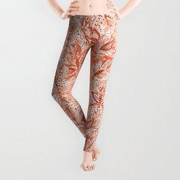 HENNA HABIT Watercolor Leggings