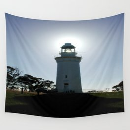 Table Cape Lighthouse - Tasmania Wall Tapestry