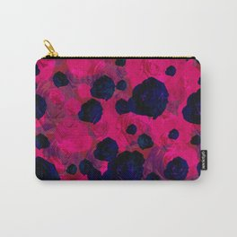 Abstract Roses - Vampire Carry-All Pouch