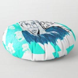 #STUKGIRL PHOENIX Floor Pillow