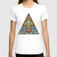 sugar skulls T-shirts featuring Sugar Skulls by Spooky Dooky