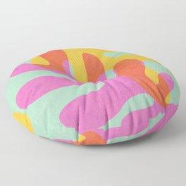 Marine Plants II Floor Pillow