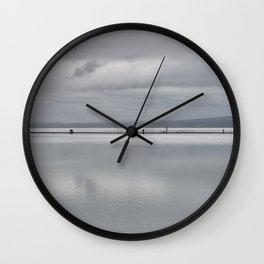 Marine Lake, West Kirby, #3 Wall Clock