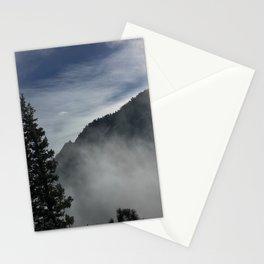 Hike 7 Clarity comes in waves Stationery Cards