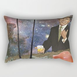 Happy Hour Rectangular Pillow