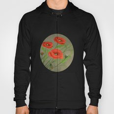 Poppies-3 Hoody