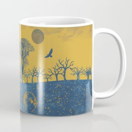 During the day by night Coffee Mug