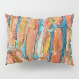 Coral Night of Sugarcane Pillow Sham