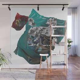 Pond Wall Mural