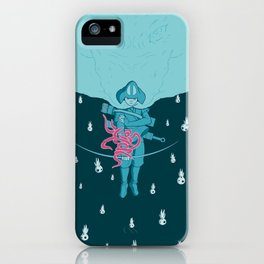 The Legend of Ashitaka iPhone Case