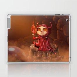 Teemo, the Satan (no text) Laptop & iPad Skin