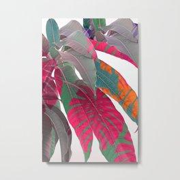 Tropical abstract 5 Metal Print