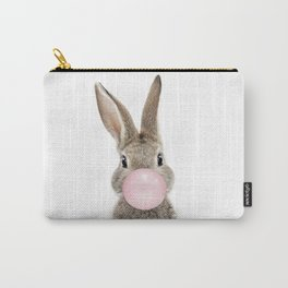 Bubble Gum Bunny Carry-All Pouch