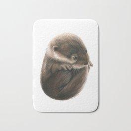 Shy Otter Bath Mat
