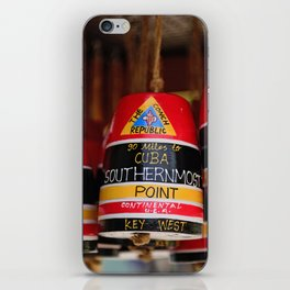 Key West Icon iPhone Skin