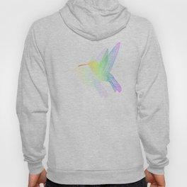 Rainbow Hummingbird Hoody