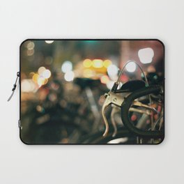 Bicycles of NYC Laptop Sleeve
