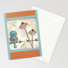 Bluebird Stationery Cards