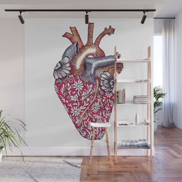 Have a heART Wall Mural